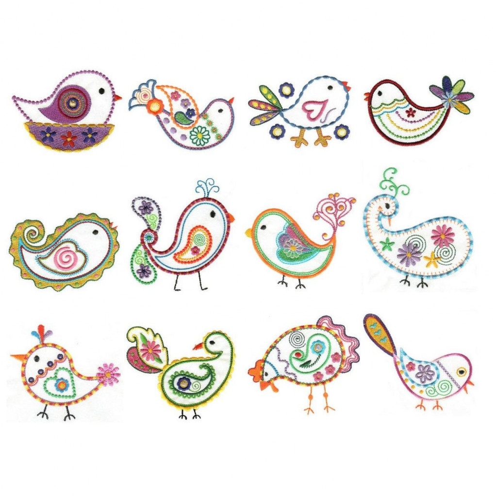 Bird Embroidery Pattern Bird Embroidery Designs Elegant Zdbjj437 1 Zdbjj437 1 Paisley