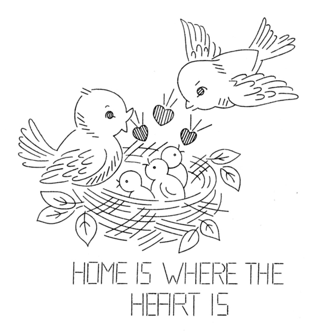 Bird Embroidery Pattern Free Pattern Friday Laura Wheeler Bird Embroidery Transfers Q Is