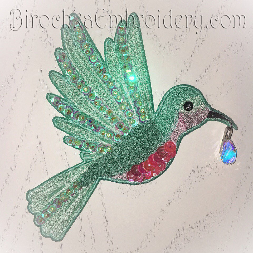 Bird Embroidery Pattern The Best Works Of My Customers Machine Embroidery Designs Fsl Bird