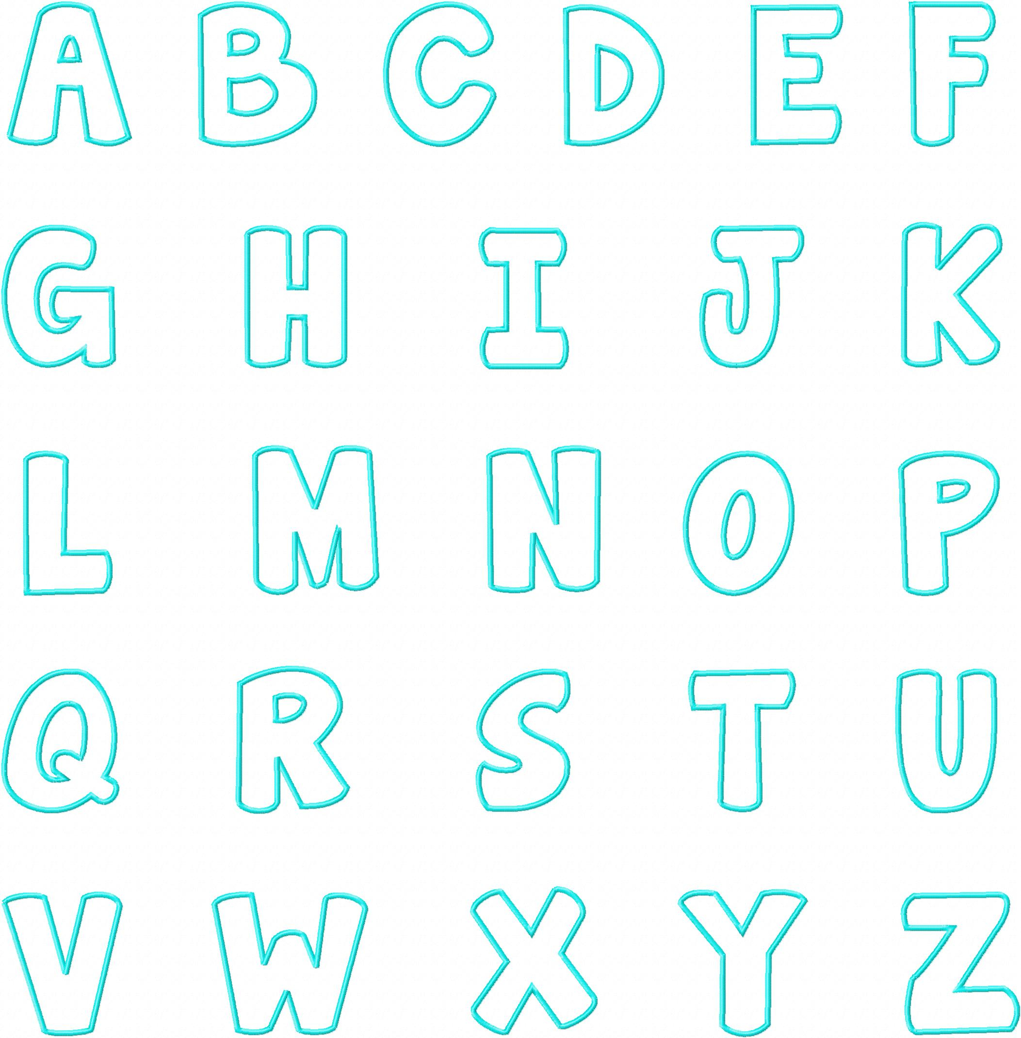 Embroidery Alphabet Patterns Embroidery Font Deal 50 Machine Embroidery Fonts