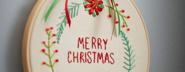 Embroidery Christmas Patterns 10 Free Christmas Hand Embroidery Patterns