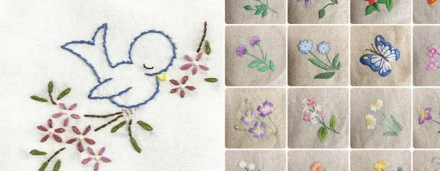 Embroidery Patterns For Kids Hand Embroidery Designs For Ba And Kids Dress
