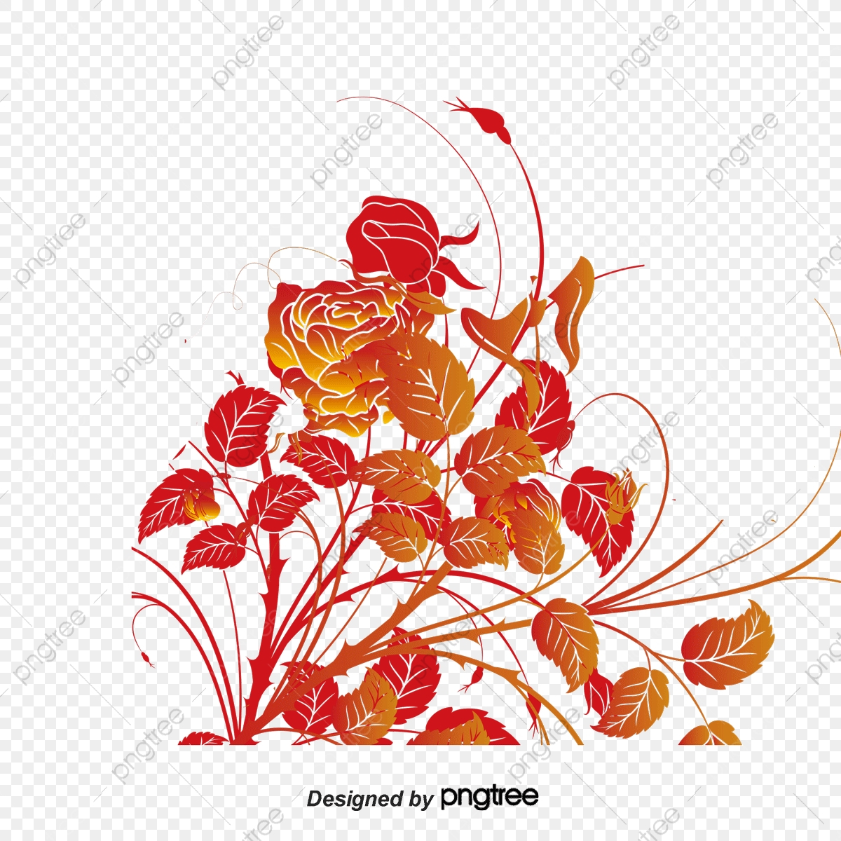 Free Flower Embroidery Patterns Vector Embroidery Patterns Plant Flowers Embroidery Patterns Png