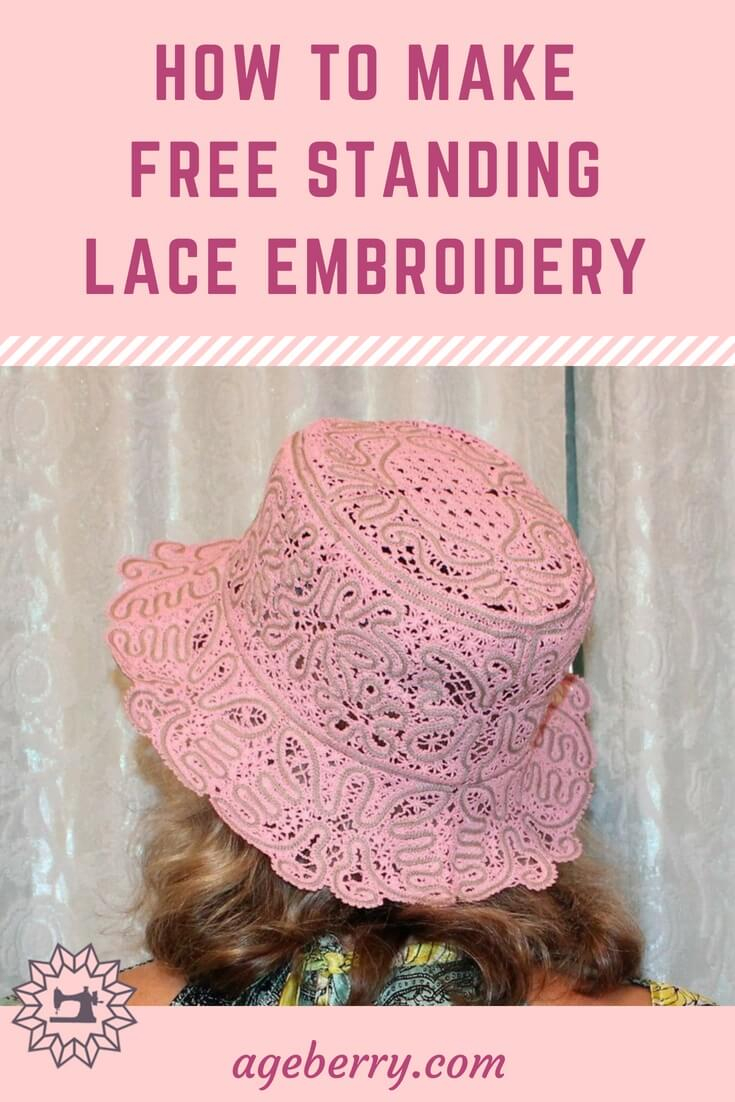 How To Make An Embroidery Pattern How To Make Free Standing Lace Embroidery Ageberry Helping You