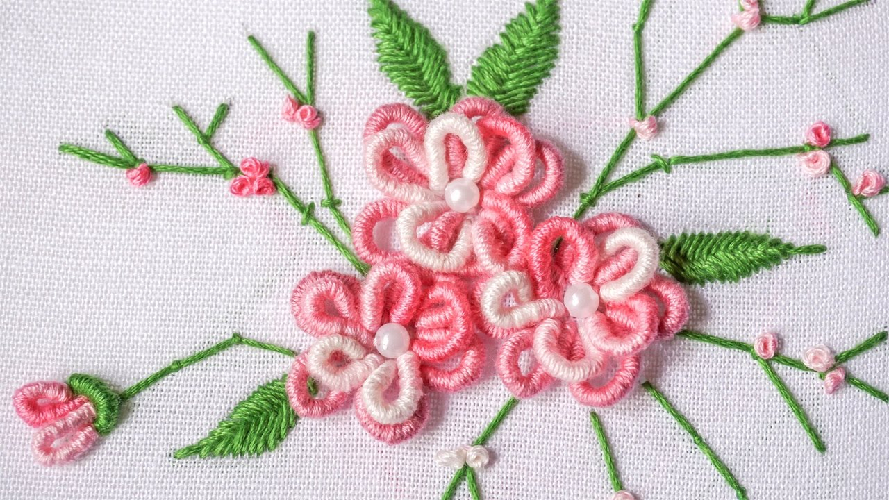 How To Make Embroidery Patterns Diy Projects Hand Embroidery Design Handiworks 90