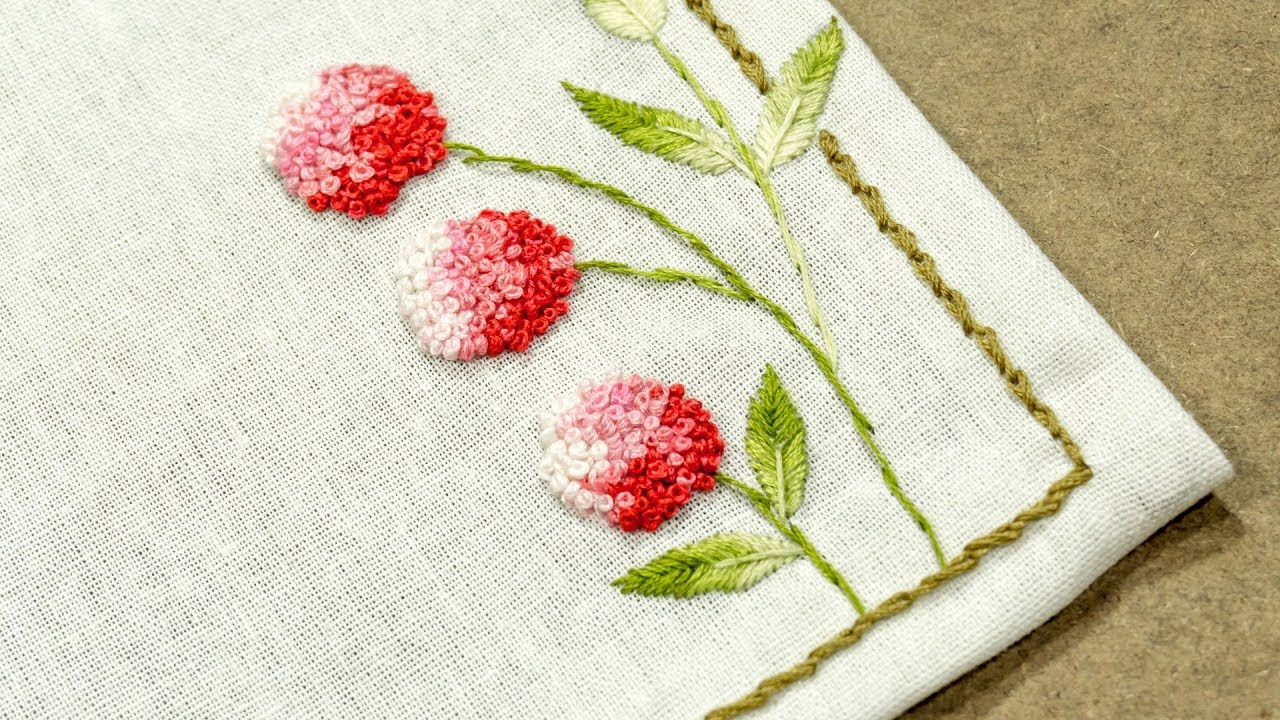 How To Make Embroidery Patterns Embroidery Art For Clothes Easy Diys To Do At Home
