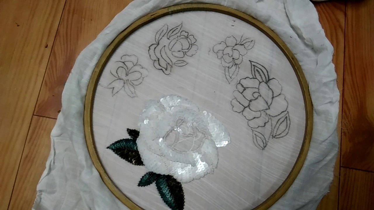 How To Make Hand Embroidery Patterns How To Make Rose Hand Embroidery Hand Embroidery Patterns Hand