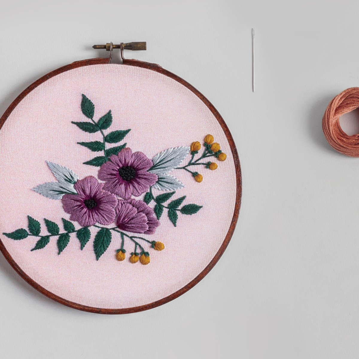 How To Make Your Own Embroidery Pattern Embroidery Watch Learn Bluprint