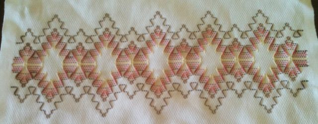Huck Embroidery Free Patterns Huck How To The Destashification Project