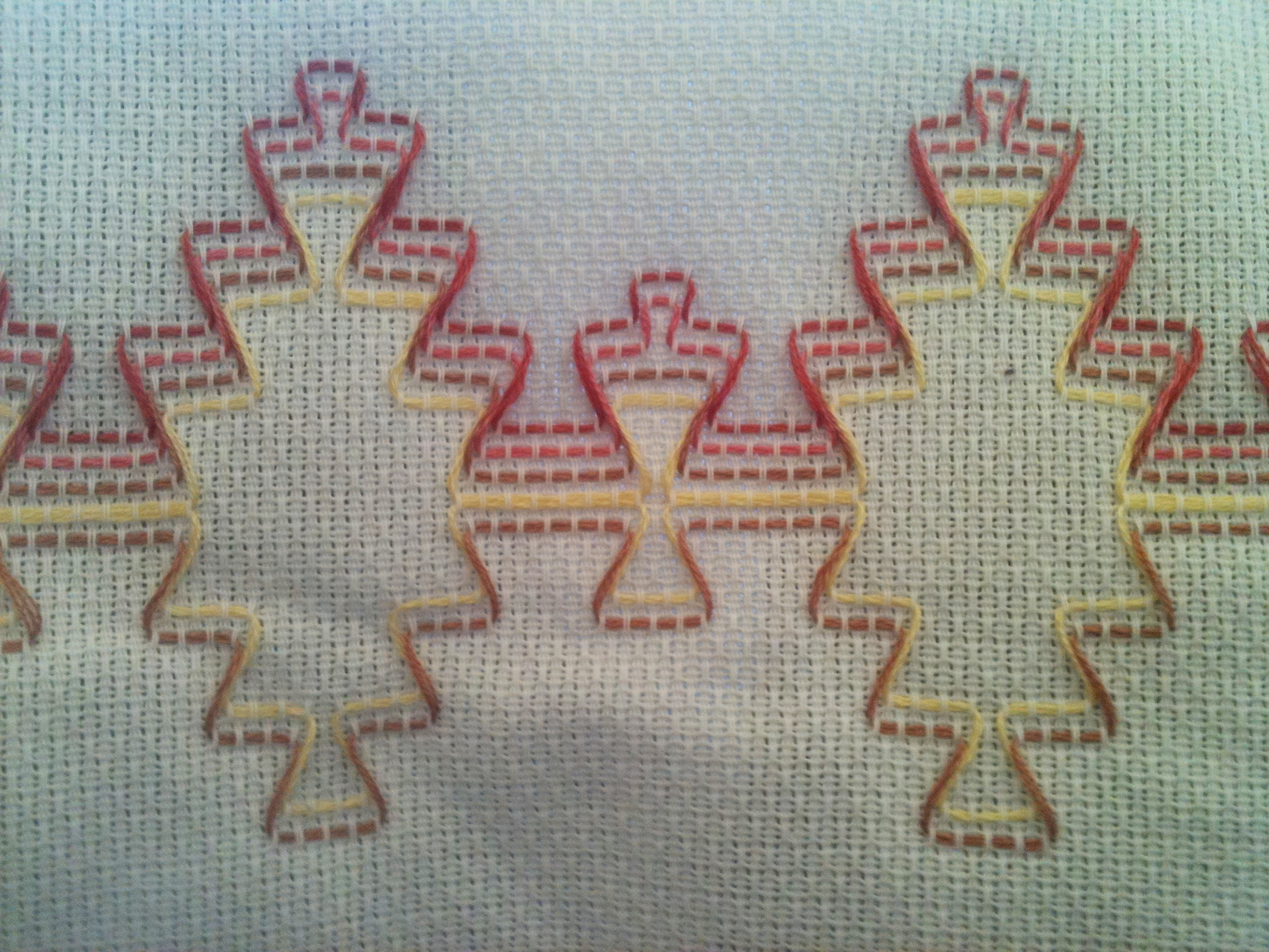 Huck Embroidery Patterns Free Huck How To The Destashification Project