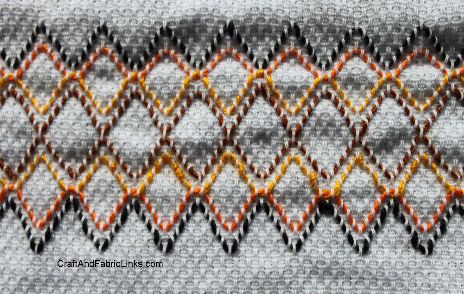 Huck Embroidery Patterns Free Huck Weaving Free Pattern Directions Page 2