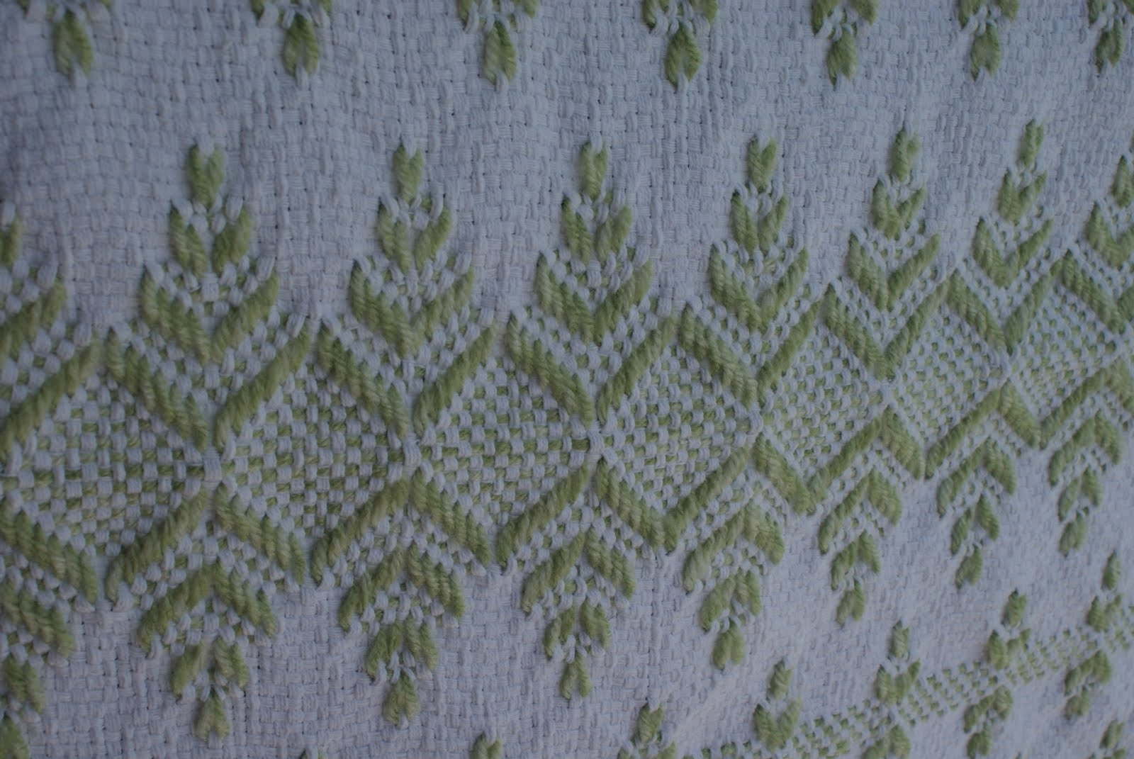 Huck Embroidery Patterns Free I Hold All The Cards An Introduction To Sweedish Weave