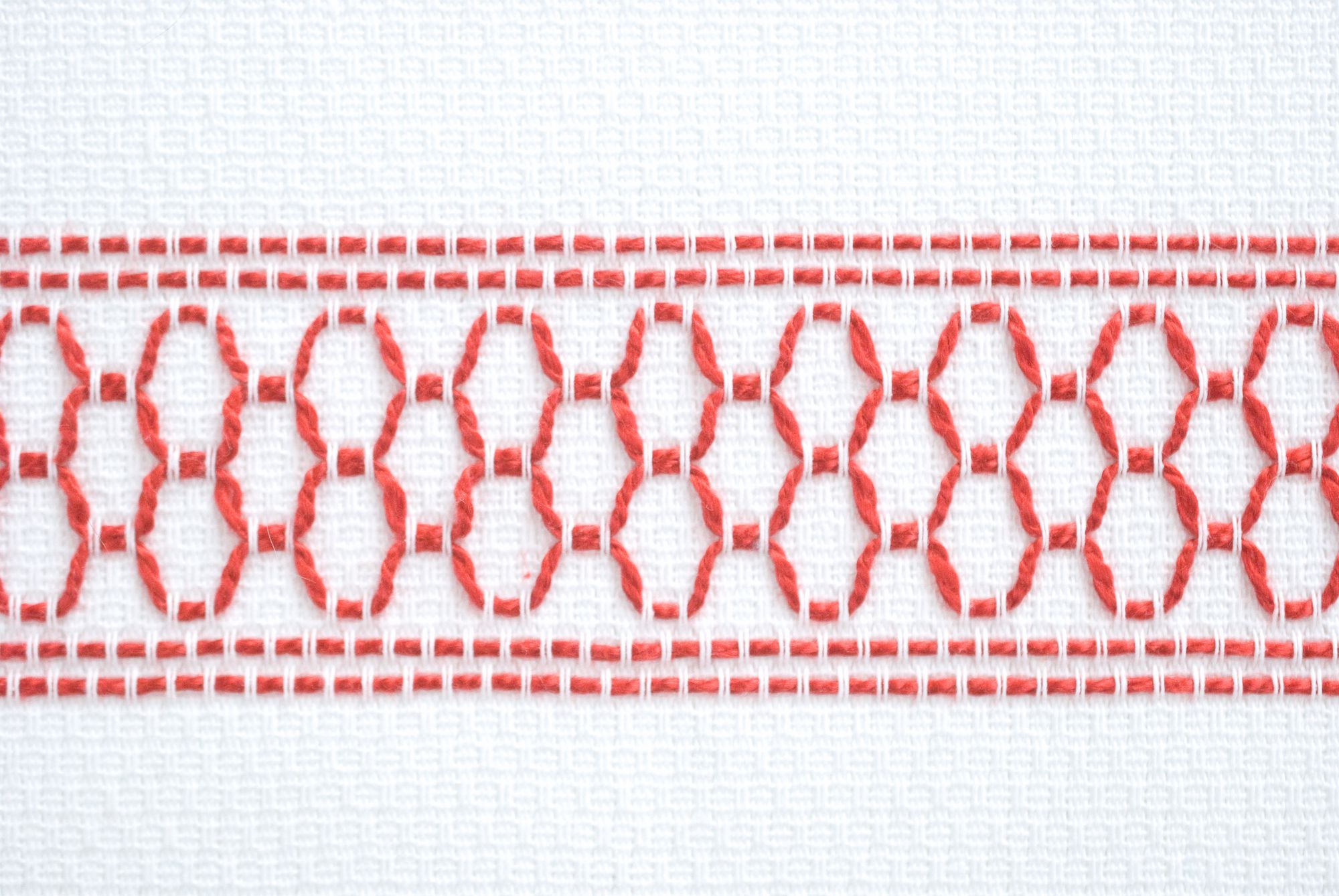 Huck Embroidery Patterns Free Swedish Huck Embroidery