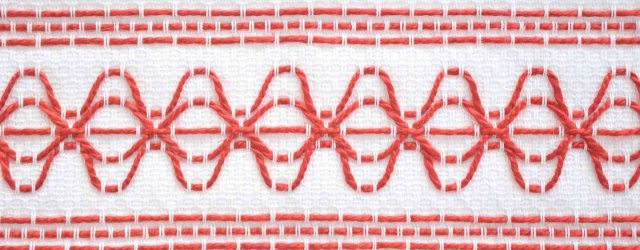 Huck Embroidery Patterns Swedish Huck Embroidery