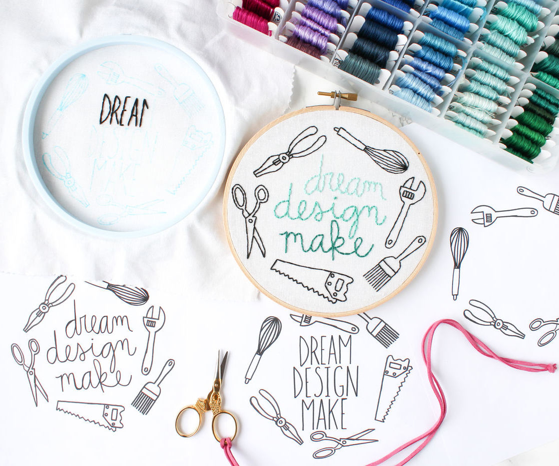 Make Embroidery Pattern Dream Design Make Free Embroidery Pattern With Pictures