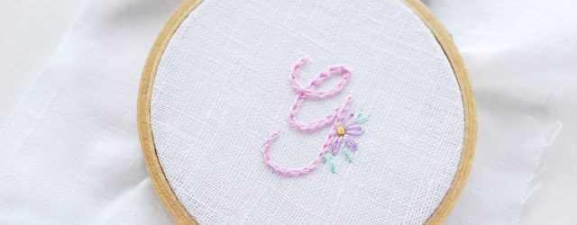 Monogram Patterns For Embroidery Free Alphabet Pattern For Monogram Embroidery