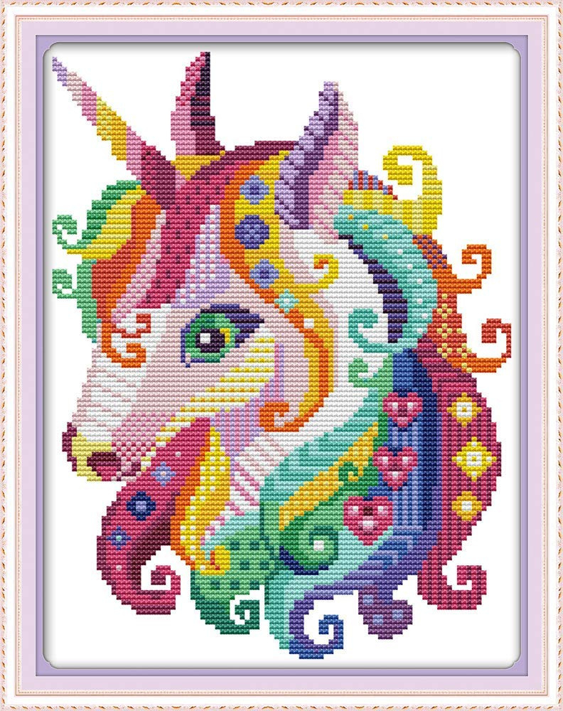 Stamped Embroidery Patterns Captaincrafts Hot New Releases Cross Stitch Kits Patterns Embroidery
