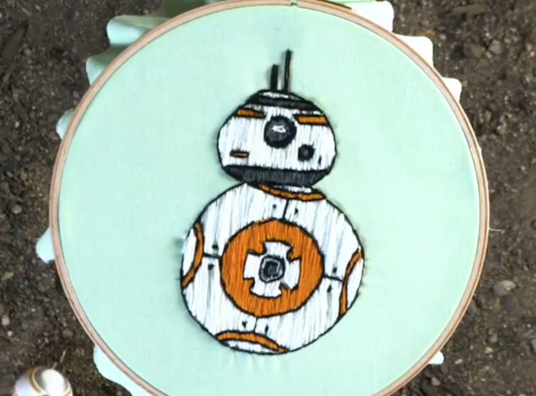 Star Wars Embroidery Pattern 7 Free Embroidery Patterns Inspired Star Wars