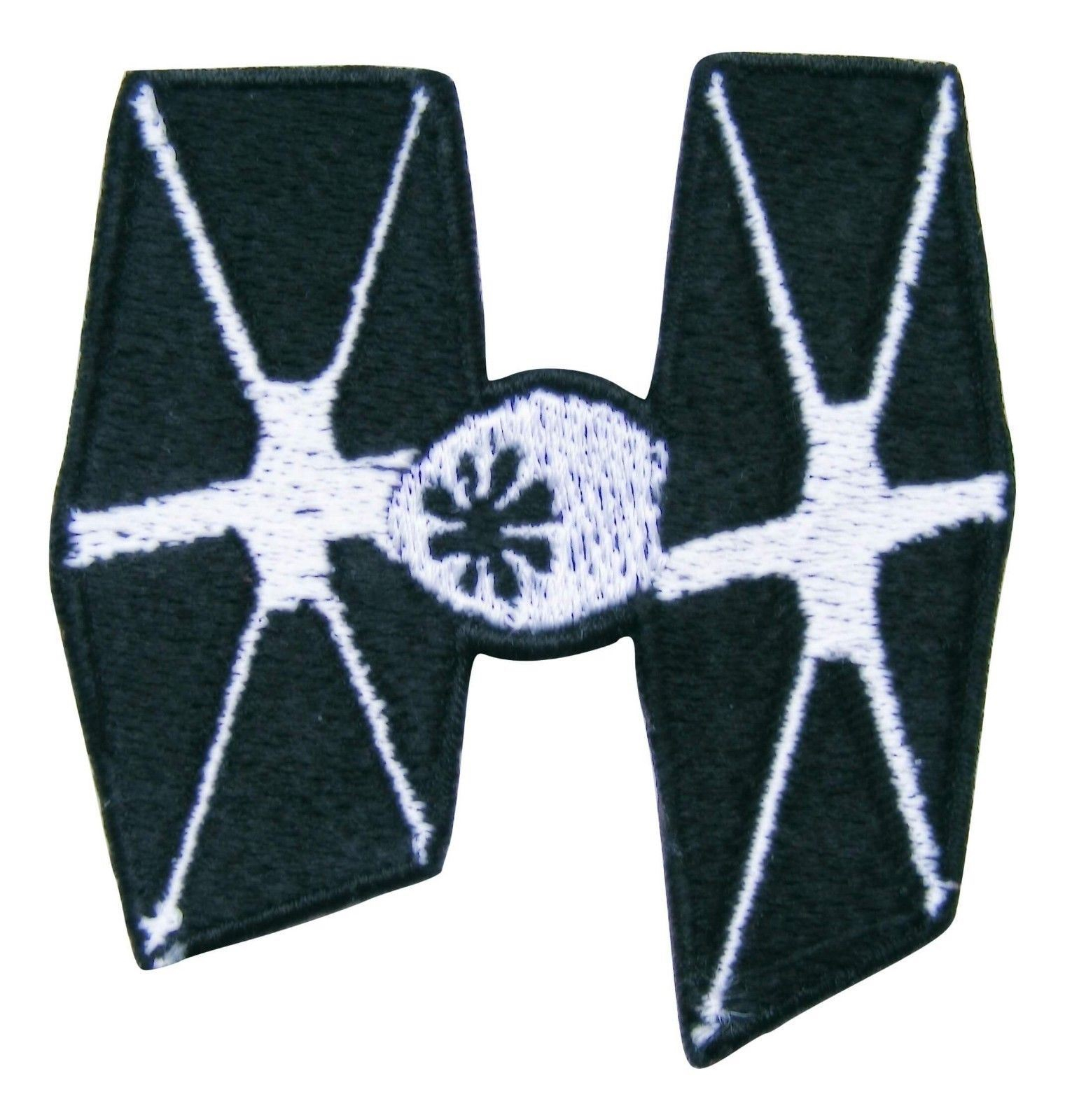Star Wars Embroidery Pattern Details About Star Wars Tie Fighter Embroidery Iron On Patches Jacket Badge Jeans Applique Bag