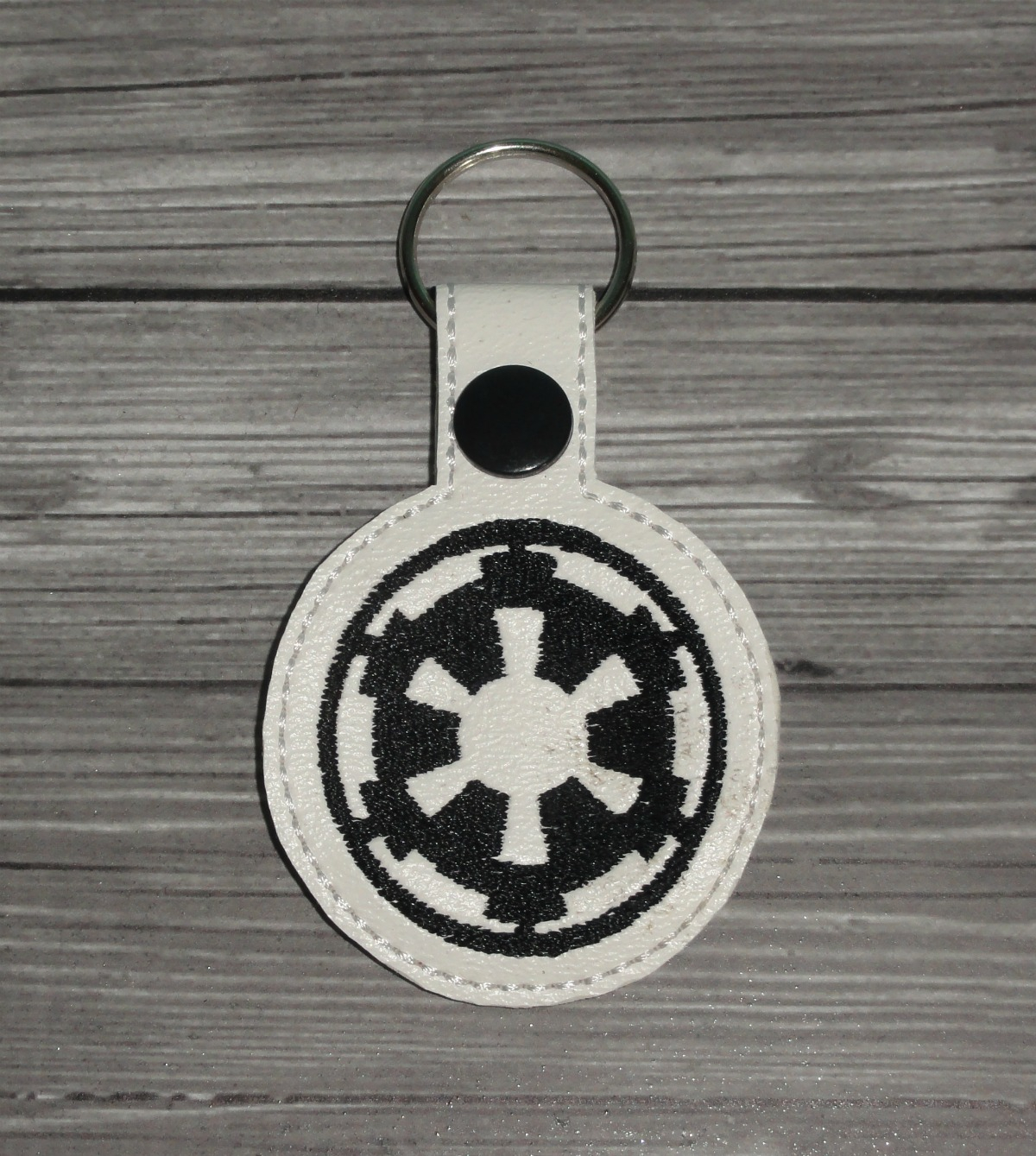 Star Wars Embroidery Pattern Star Wars Imperial Keychain Ith Embroidery Design