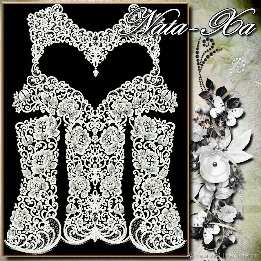 Wedding Dress Embroidery Patterns Machine Embroidery Designs For Wedding Dresses Saddha