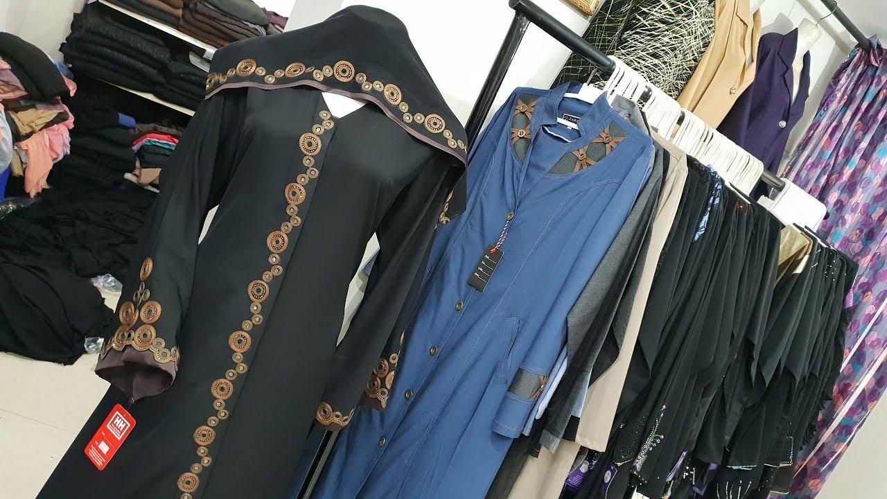 Abaya Embroidery Patterns Abaya Designs 84 Sleeves Embroidery Handwork Abaya Beautiful Lookbook 2018 Trends For Girls