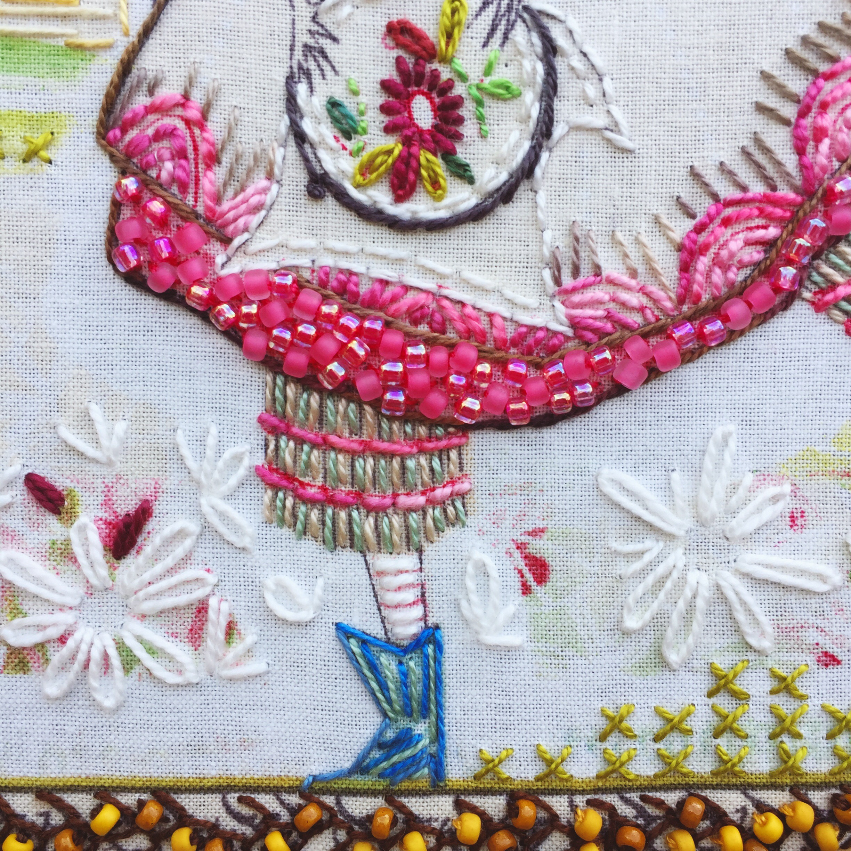 Bohemian Embroidery Patterns Cori Dantini Wildboho