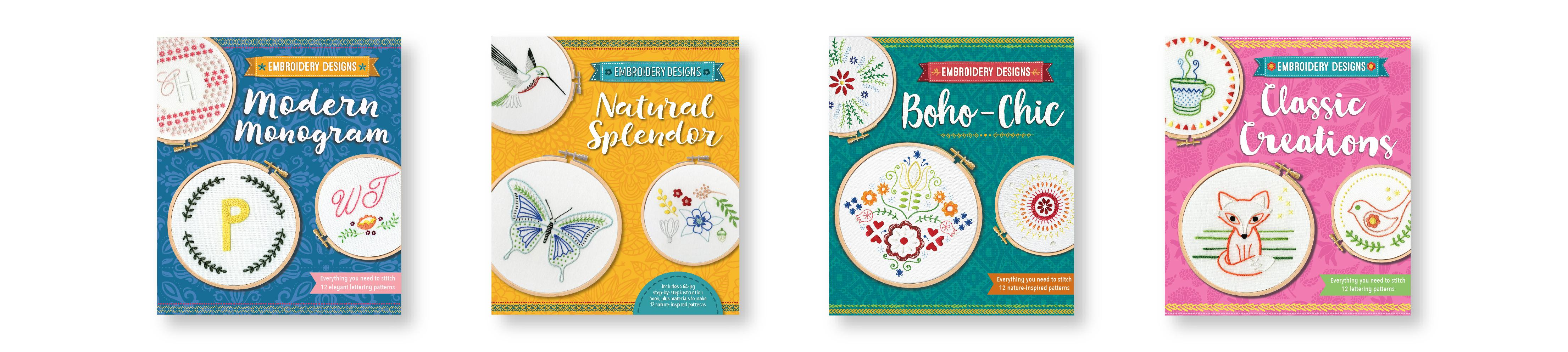 Bohemian Embroidery Patterns Embroidery Designs Boho Chic Everything You Need To Stitch 12