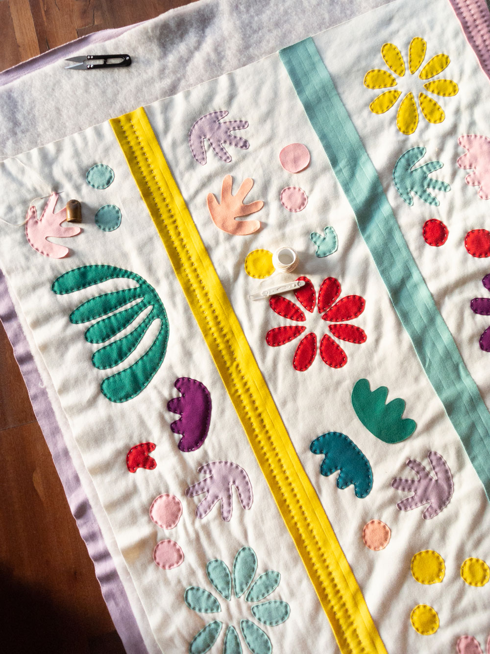 Bohemian Embroidery Patterns The Bohemian Garden Quilt Pattern Choose Your Own Adventure Suzy