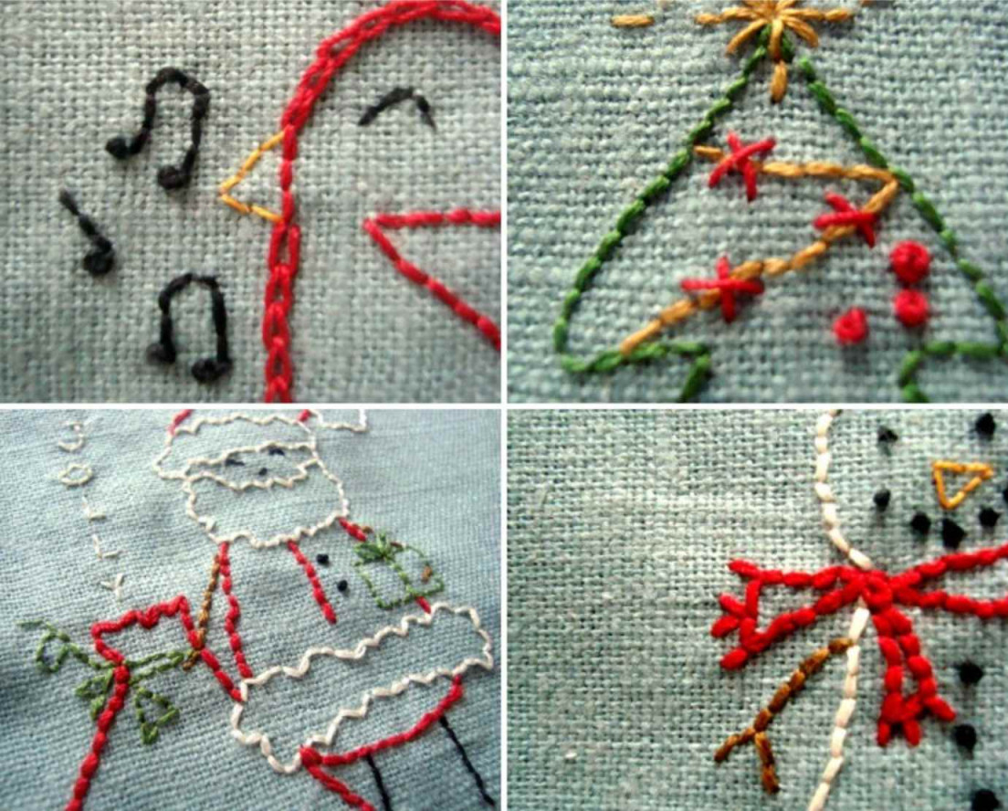 Christmas Embroidery Patterns Simple Hand Embroidery Designs Free Elegant 10 Free Christmas Hand