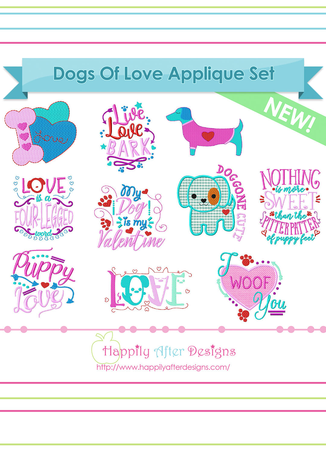 Cute Embroidery Patterns Cute Embroidery Designs Archives Happily After Designs Blog