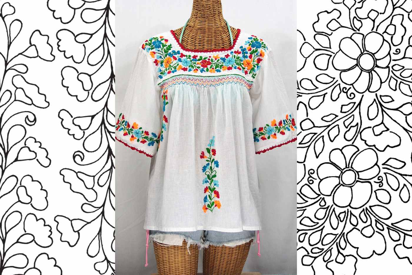 Embroidery Designs Patterns Ethnic And Multicultural Embroidery Patterns