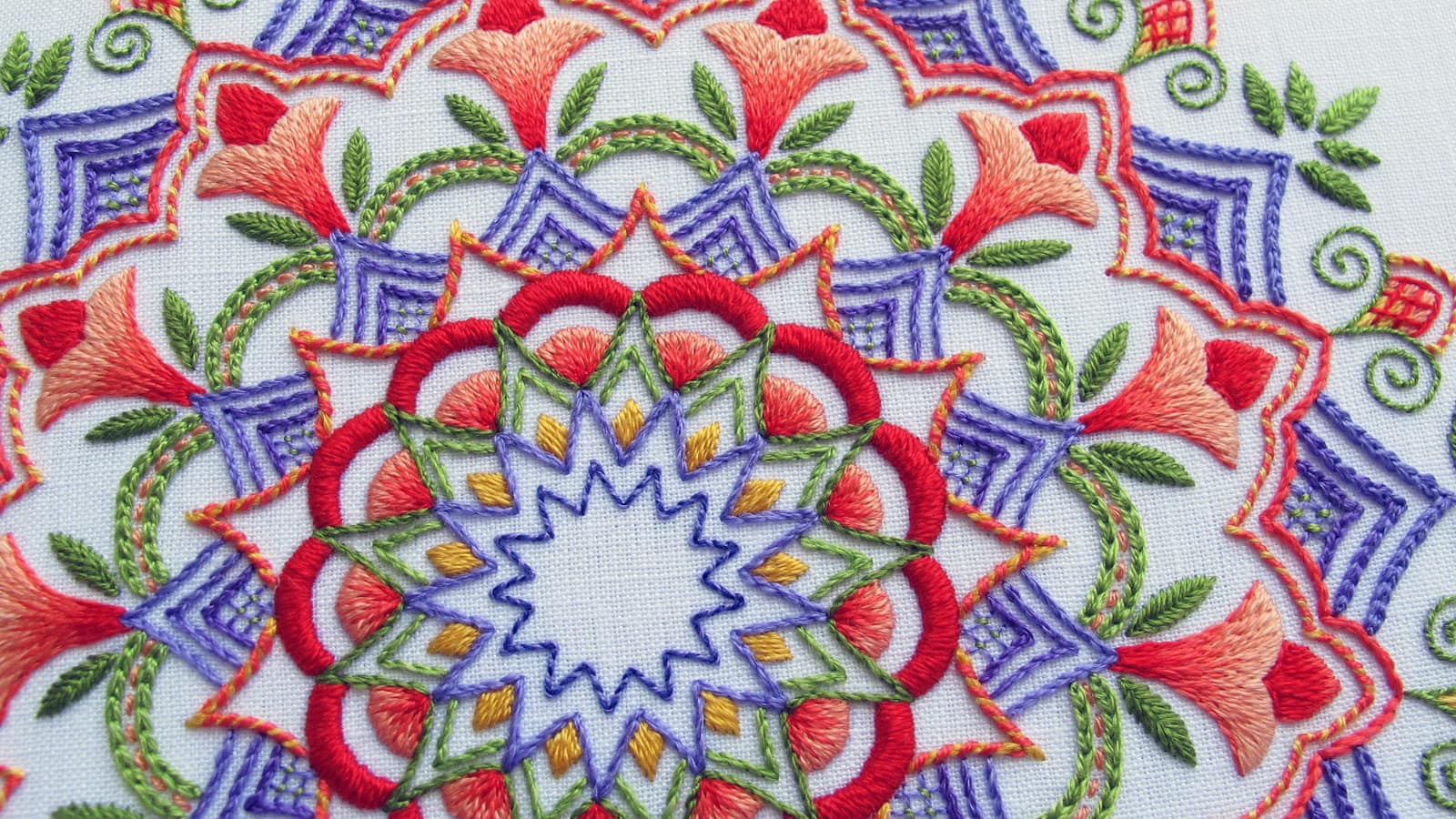 Embroidery For Beginners Free Patterns Needlenthread Tips Tricks And Great Resources For Hand Embroidery