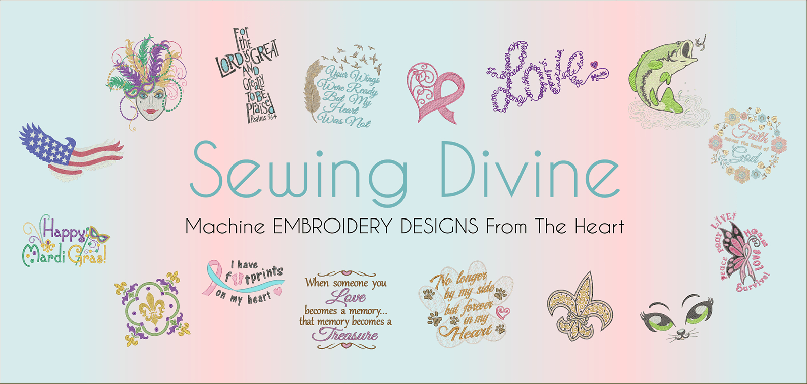 Embroidery Machine Patterns Download Sewing Divine Machine Embroidery Designs And Svg Cut And Print Files