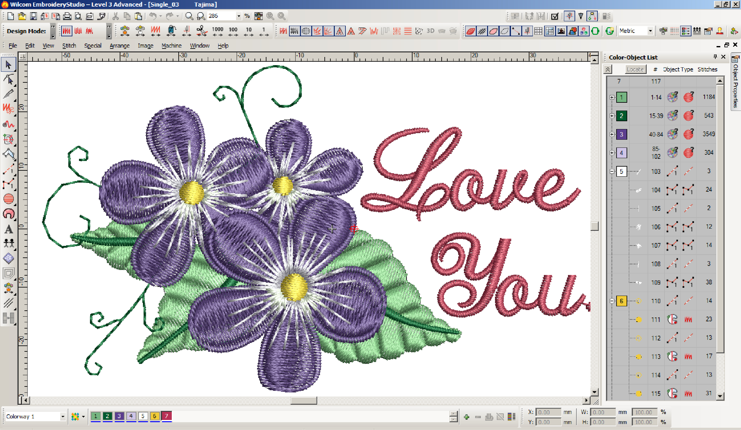 Embroidery Pattern Software Wilcom The Worlds Favourite Embroidery And Multi Decoration