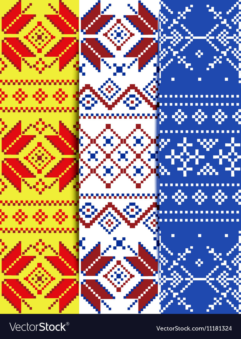 Free Christmas Embroidery Patterns Set Christmas Embroidery Pattern