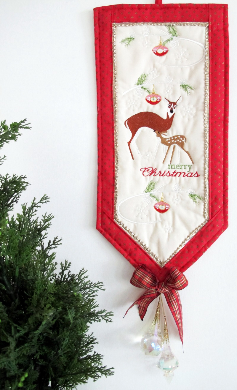 Free Christmas Embroidery Patterns Stitchingart Machine Embroidery Designs Cathy Park Download