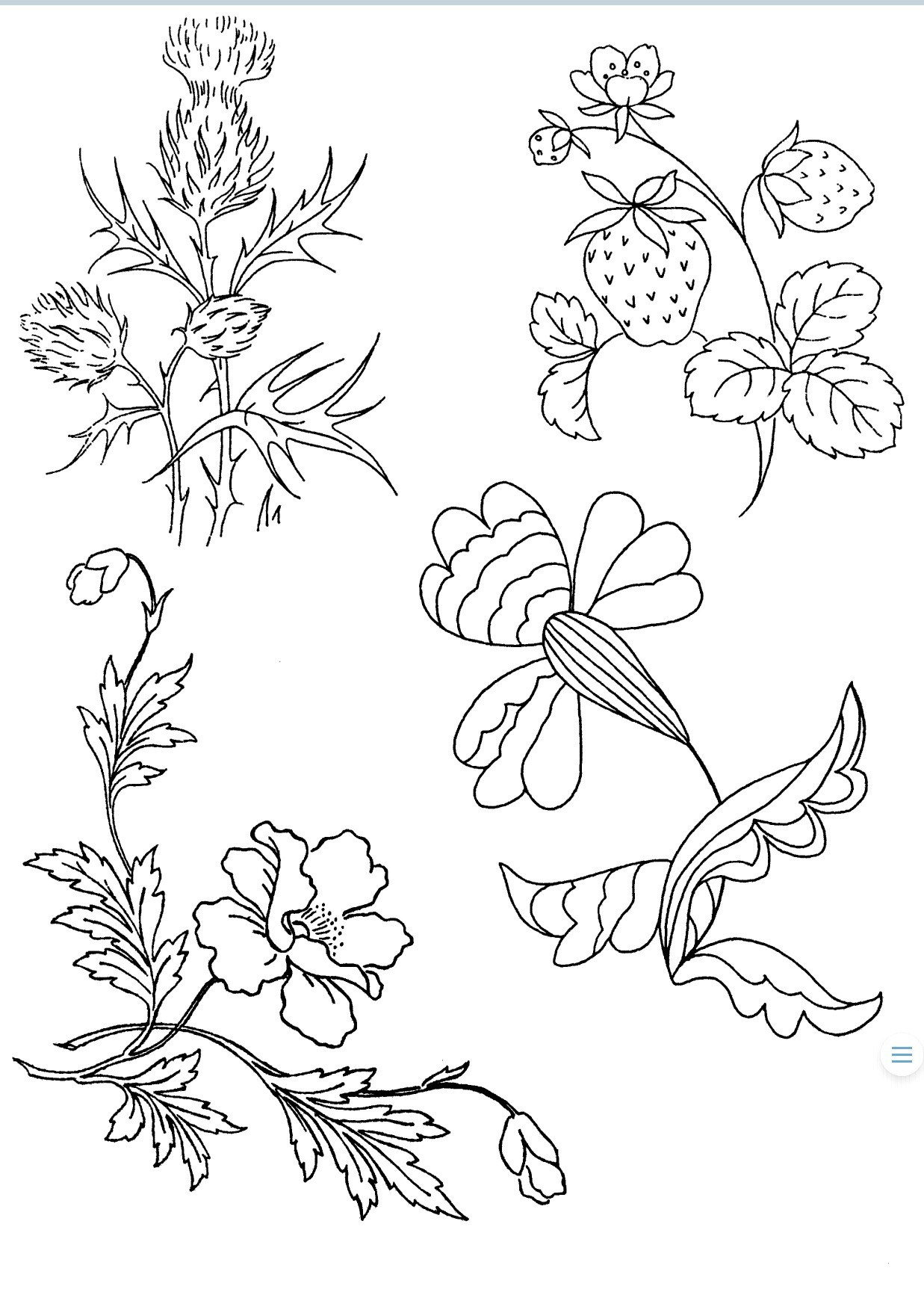 Free Flower Embroidery Patterns Embroidery Patterns Free Pdf Lots Of Patterns