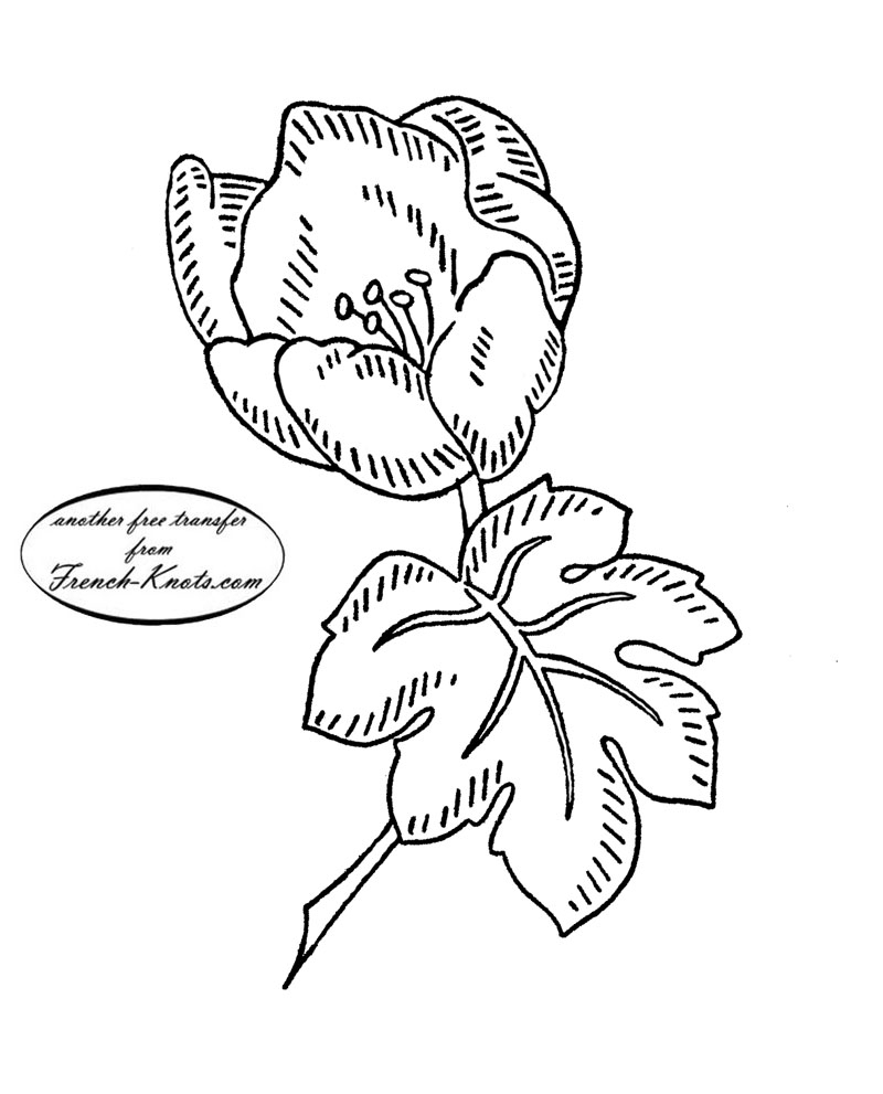 Free Flower Embroidery Patterns Floral Embroidery Transfer Patterns Quotes Of The Day