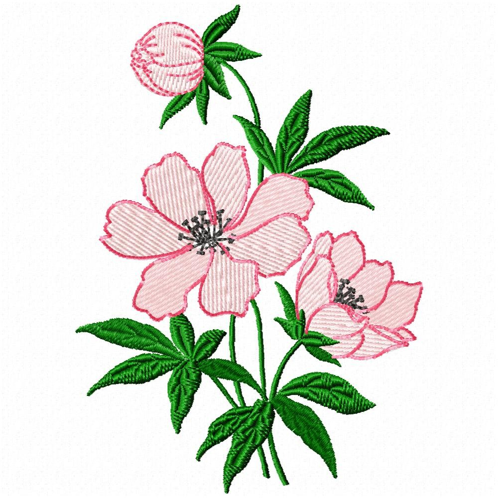 Free Flower Embroidery Patterns Free Simple Flower Designs Download Free Clip Art Free Clip Art On
