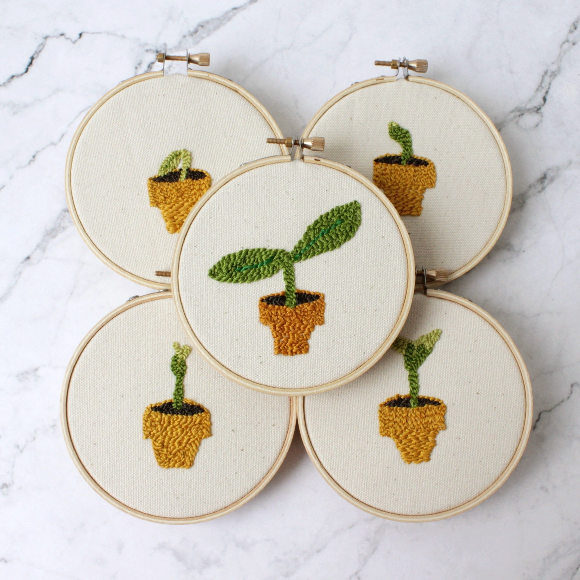 Free Punch Needle Embroidery Patterns The Power Of Punch Needle Embroidery Deserres