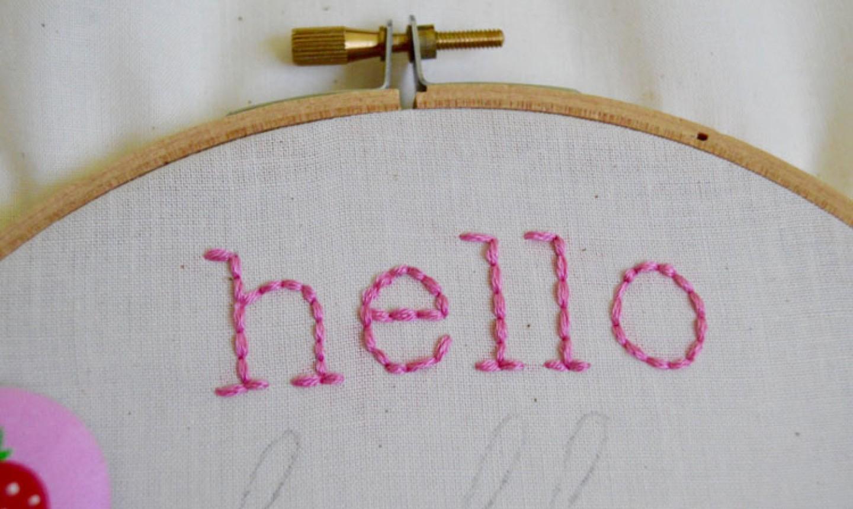 Hand Embroidery Alphabet Patterns Free Back Stitch Tutorial And Patterns Stitchpiecenpurl