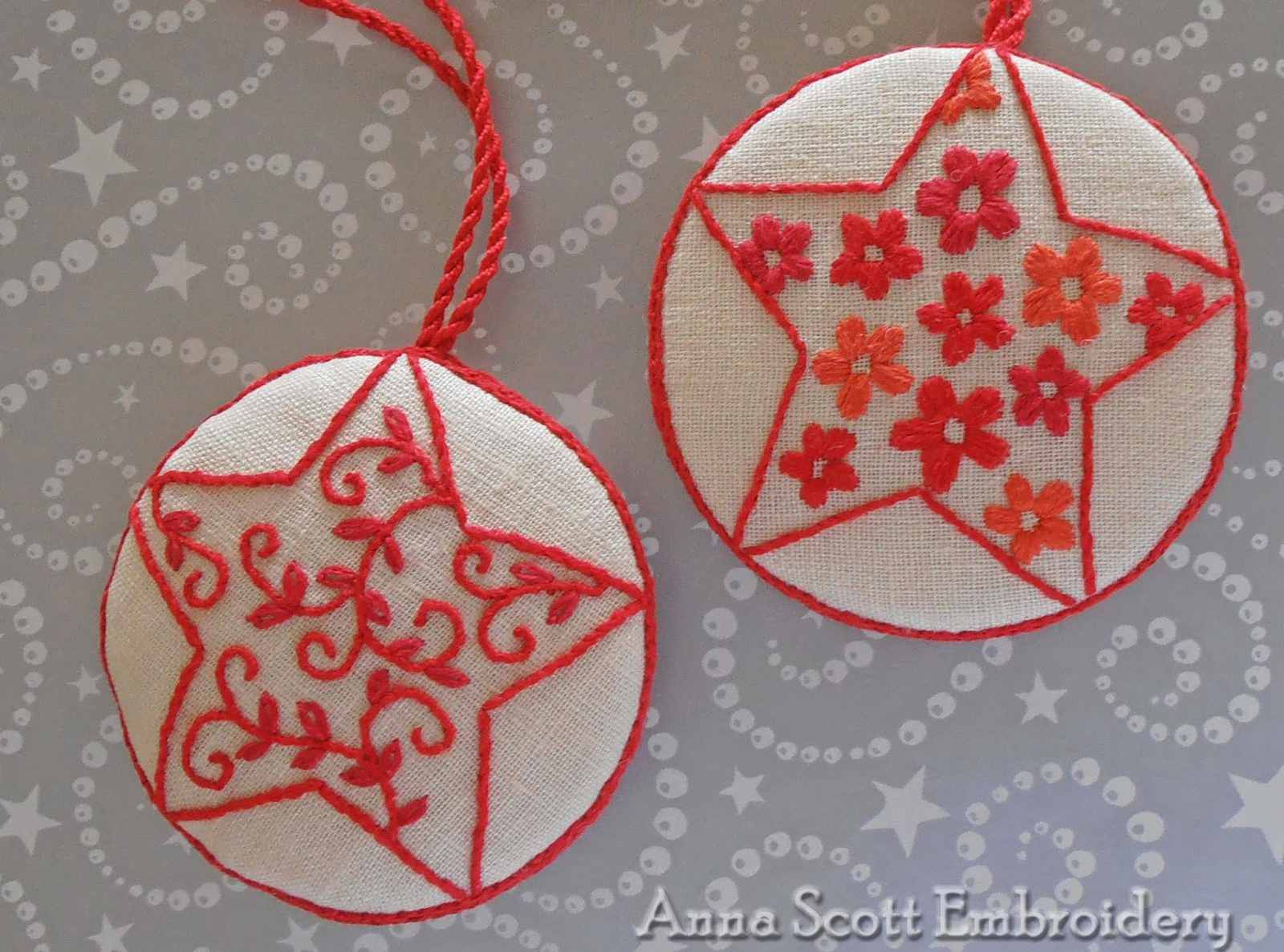 Hand Embroidery Christmas Patterns 10 Free Christmas Hand Embroidery Patterns