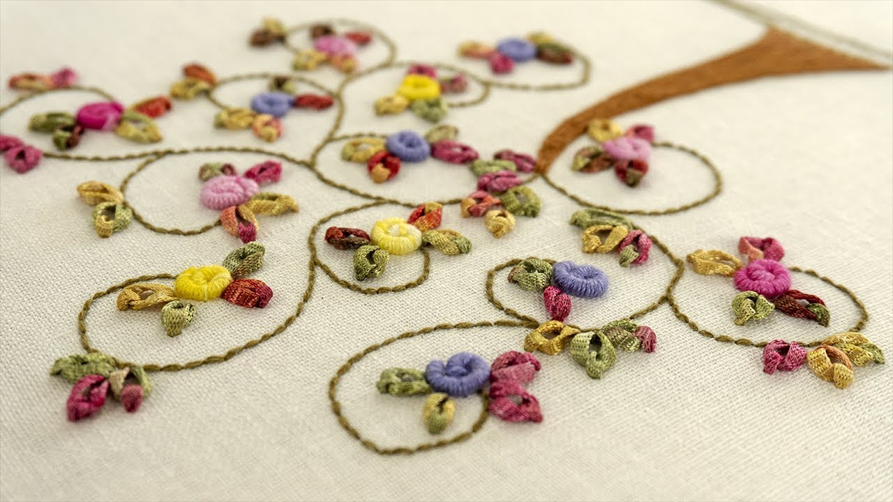 How To Design Embroidery Patterns By Hand Modern Hand Embroidery Patterns Archives Trizty Blog
