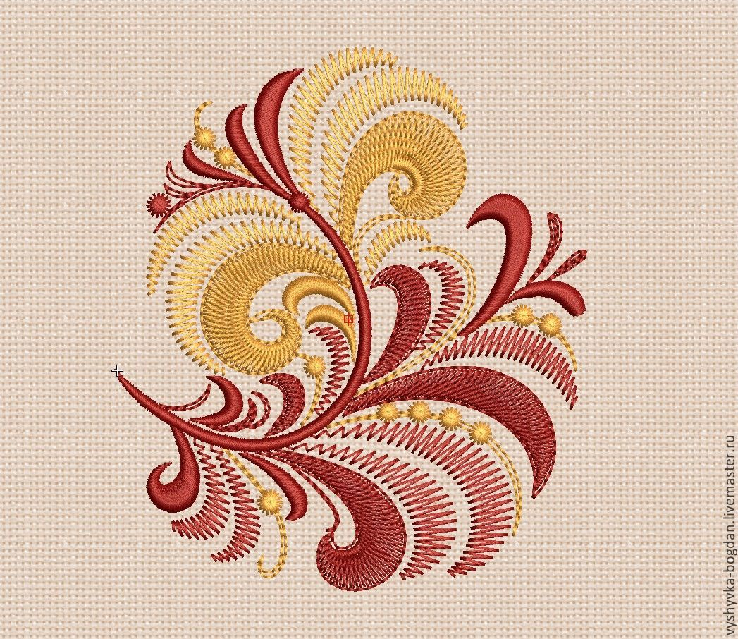 How To Design Embroidery Patterns For Machine Bt076 Shop Online On Livemaster With Shipping Cwjntcom