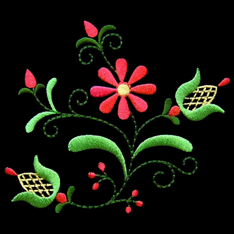 How To Design Embroidery Patterns For Machine Hand Embroidery Work At Home Embroidery Job Work In Navi Mumbai