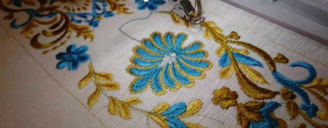 Indian Embroidery Designs Patterns Machine Embroidery Design Indian Border Royal Present Embroidery
