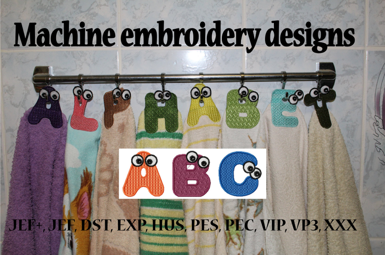 Kitchen Towel Embroidery Patterns For Kitchen Towels Embroidery Designs Fsl Monogram Fonts Embroidery Kitchen Embroidery Alphabet Towel Topper Letter Home Pattern Towel