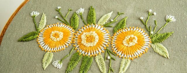 Make Your Own Embroidery Pattern New Hand Embroidery Design Your Own Style Of Art Handiworks