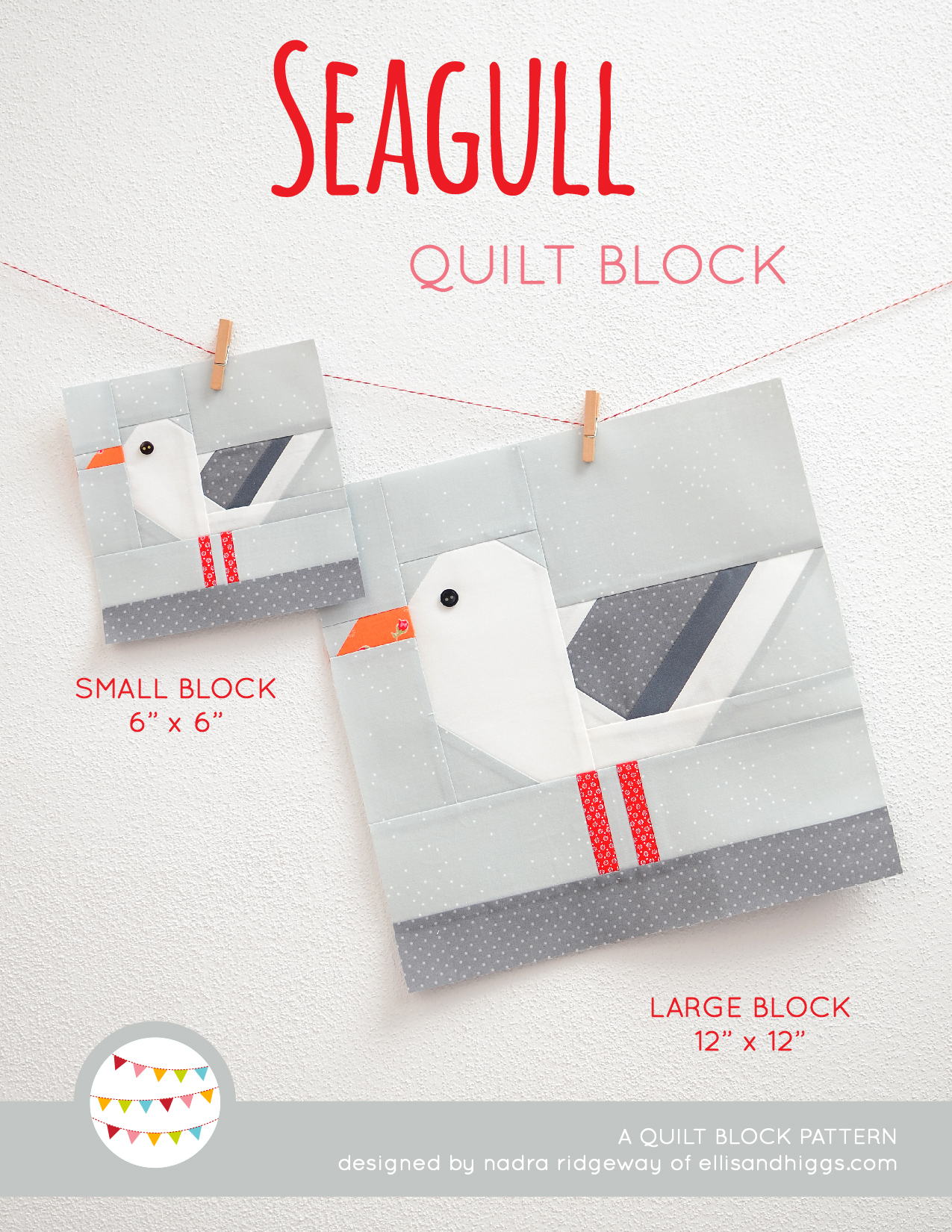 Nautical Embroidery Patterns New Nautical Quilt Patterns Seagull Quilt Block Pattern Ellis Higgs